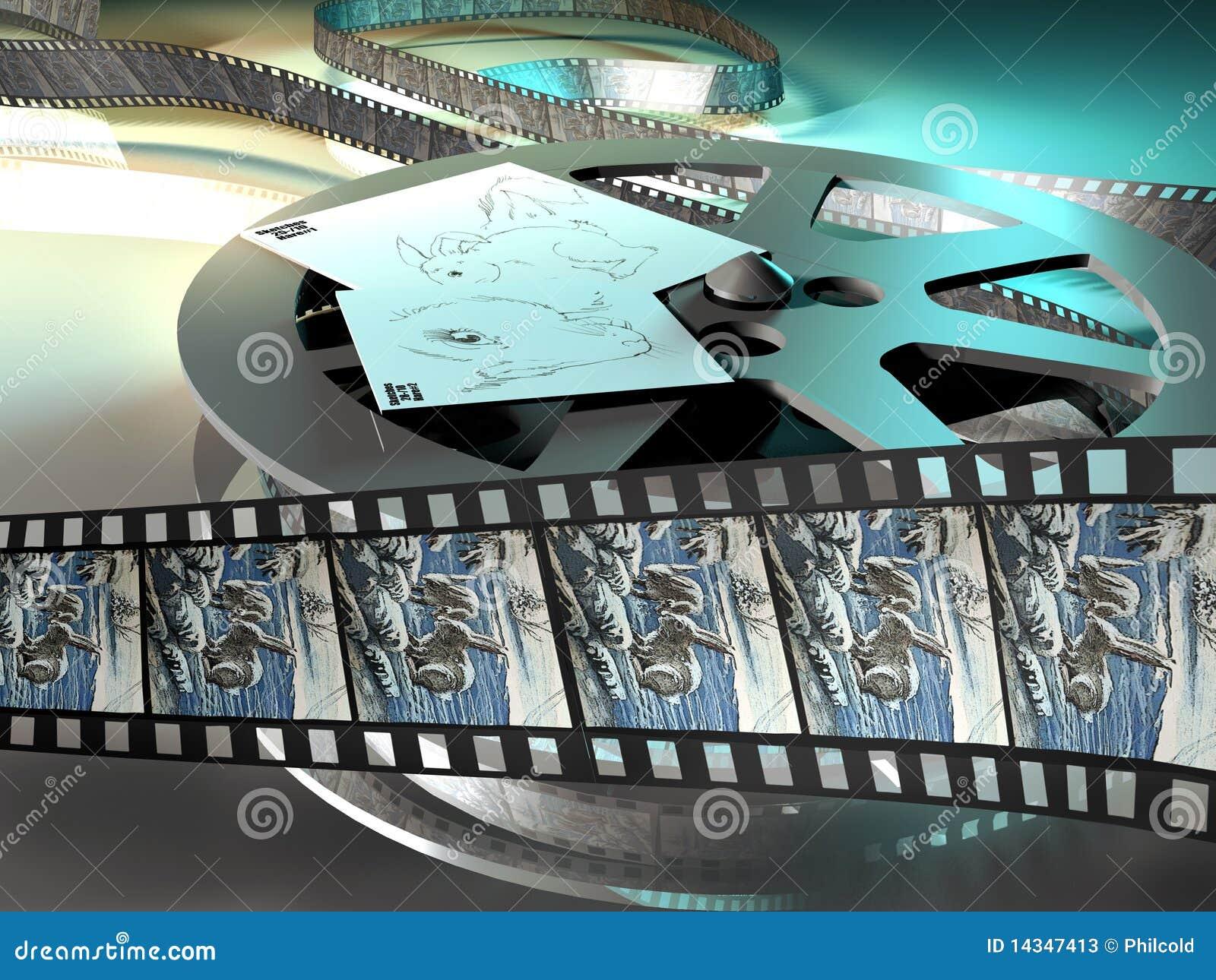 Tecknad filmfilm