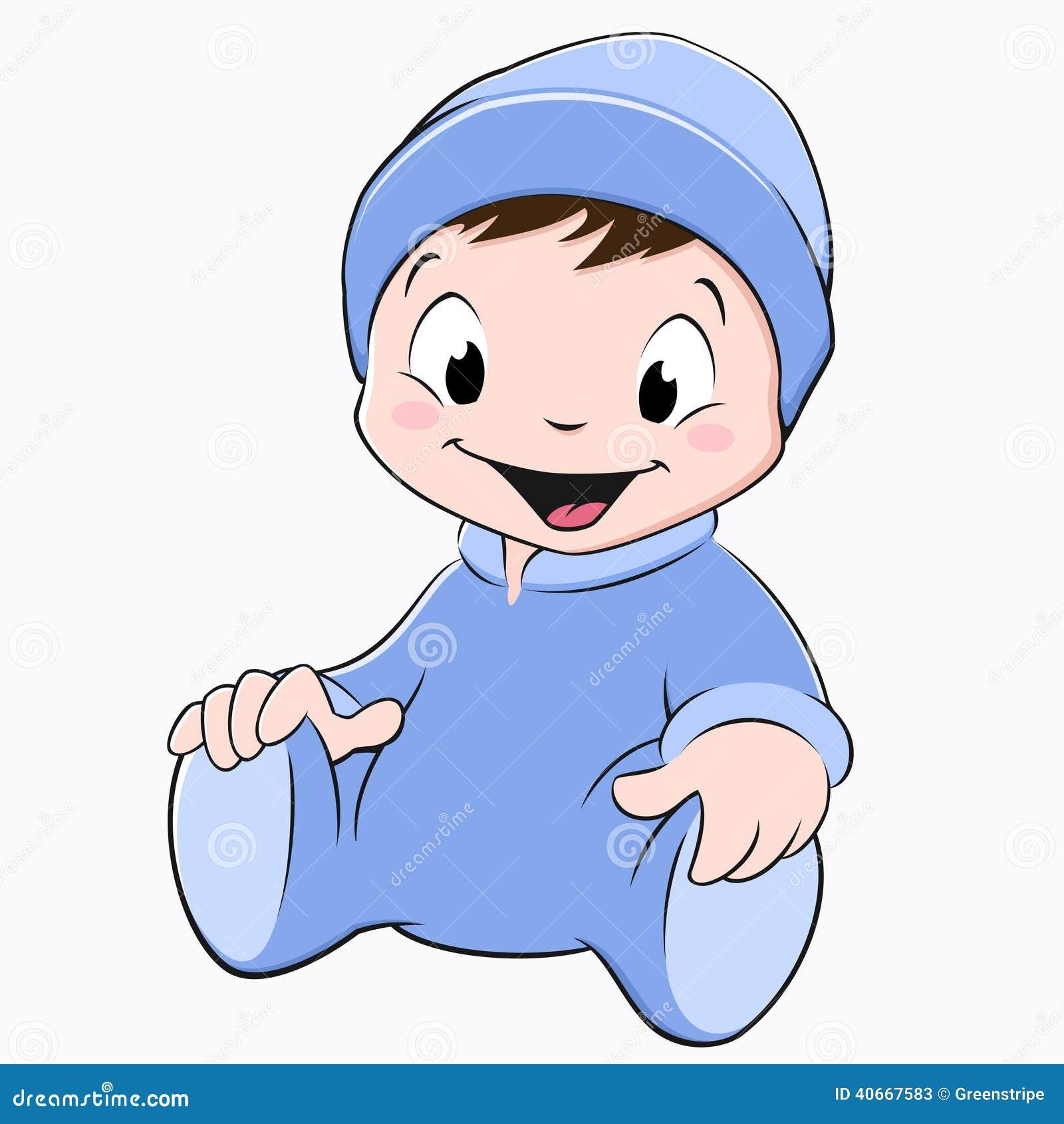 tecknade filmen behandla som ett barn vektor