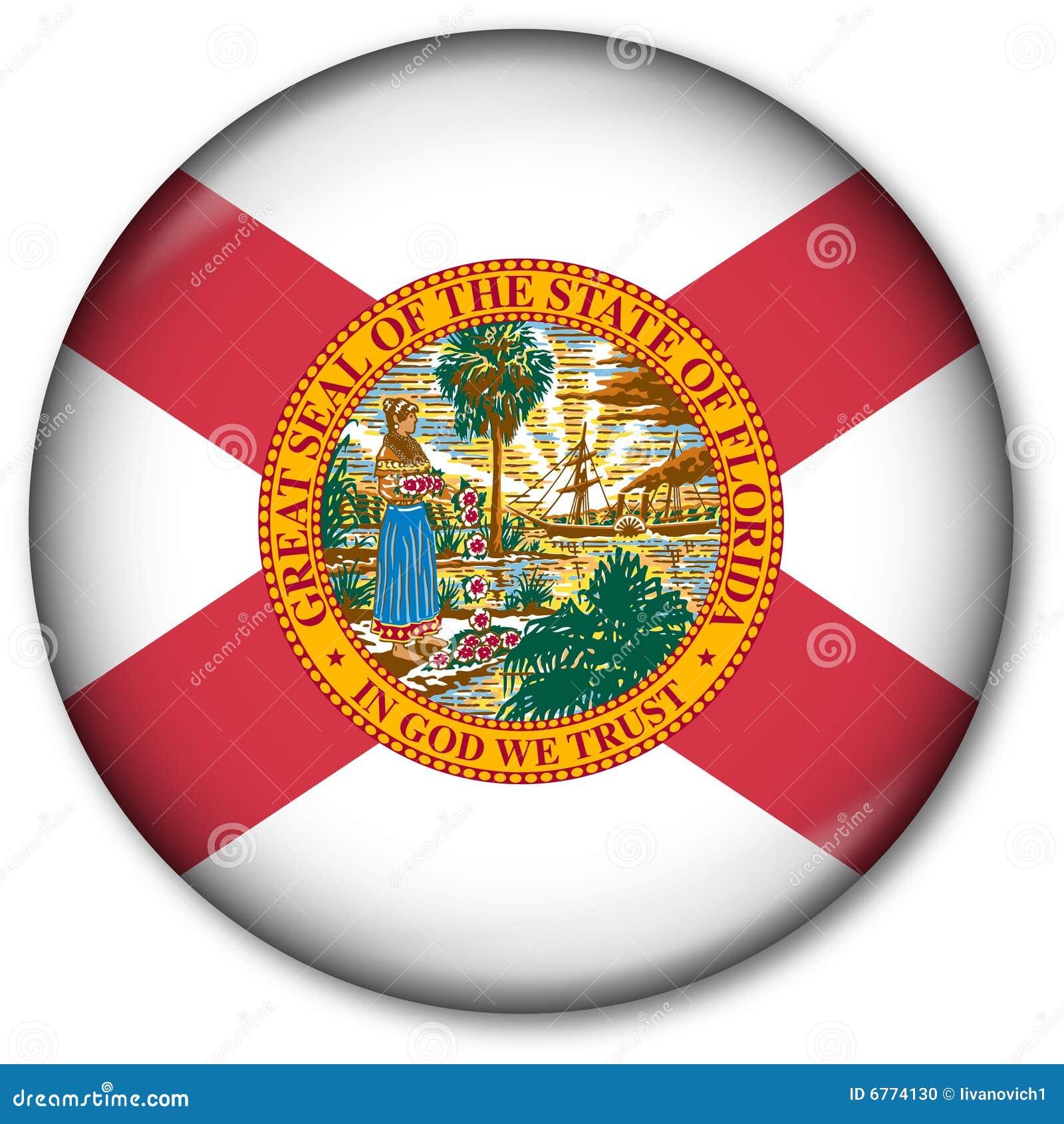 Tecla da bandeira do estado de Florida