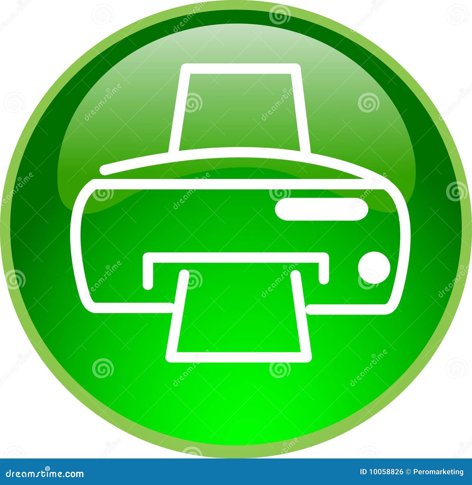 Tecla de cópia verde