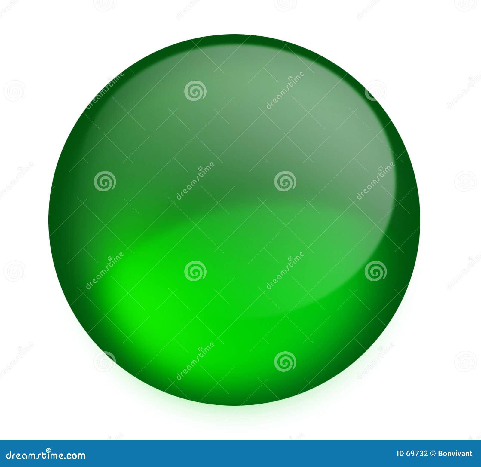 Download Tecla verde ilustração stock. Ilustração de computadores - 69732