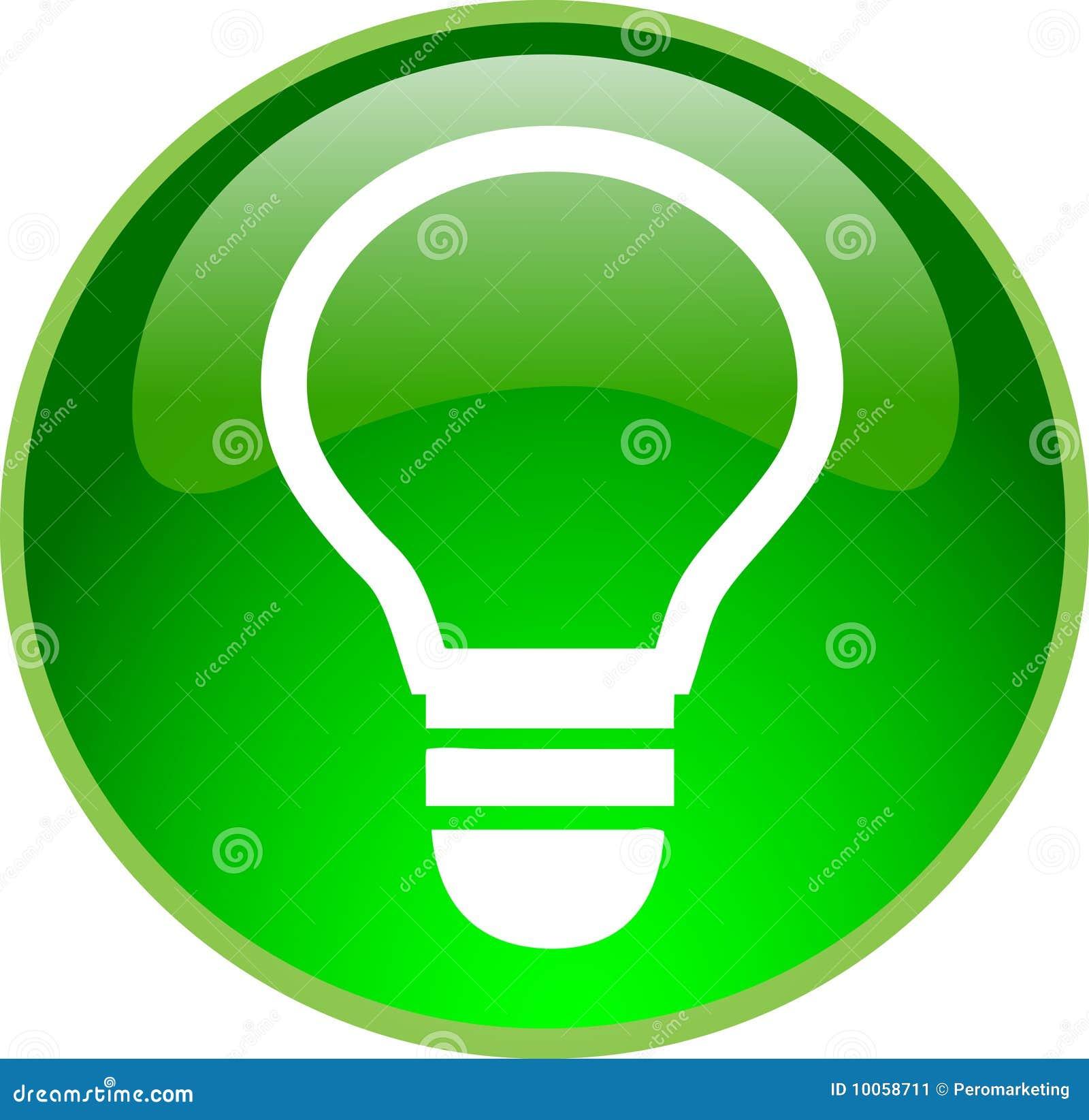 Tecla verde do bulbo