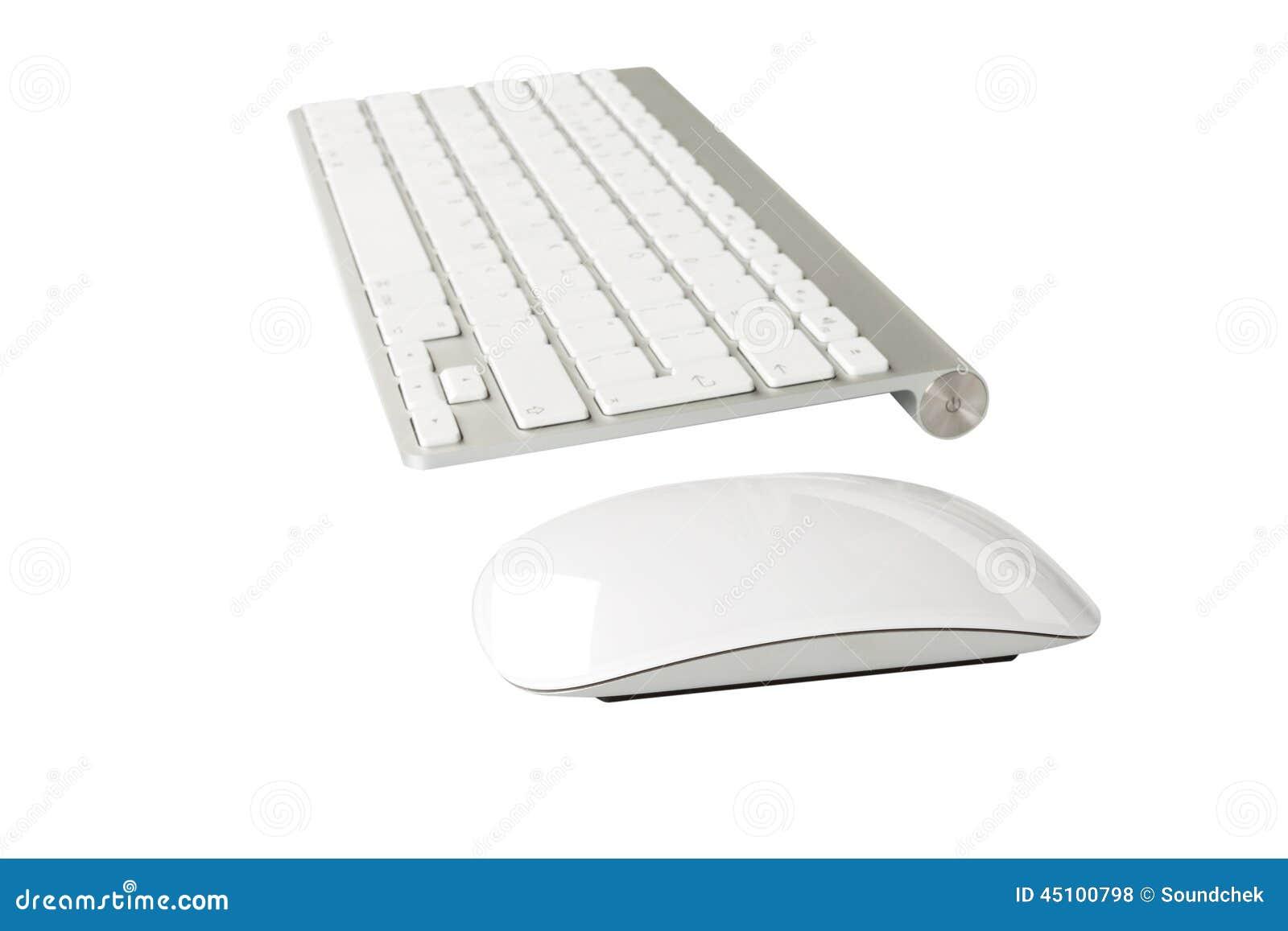 Teclado de ordenador inal mbrico con el alfabeto ingl s y - Foto teclado ordenador ...
