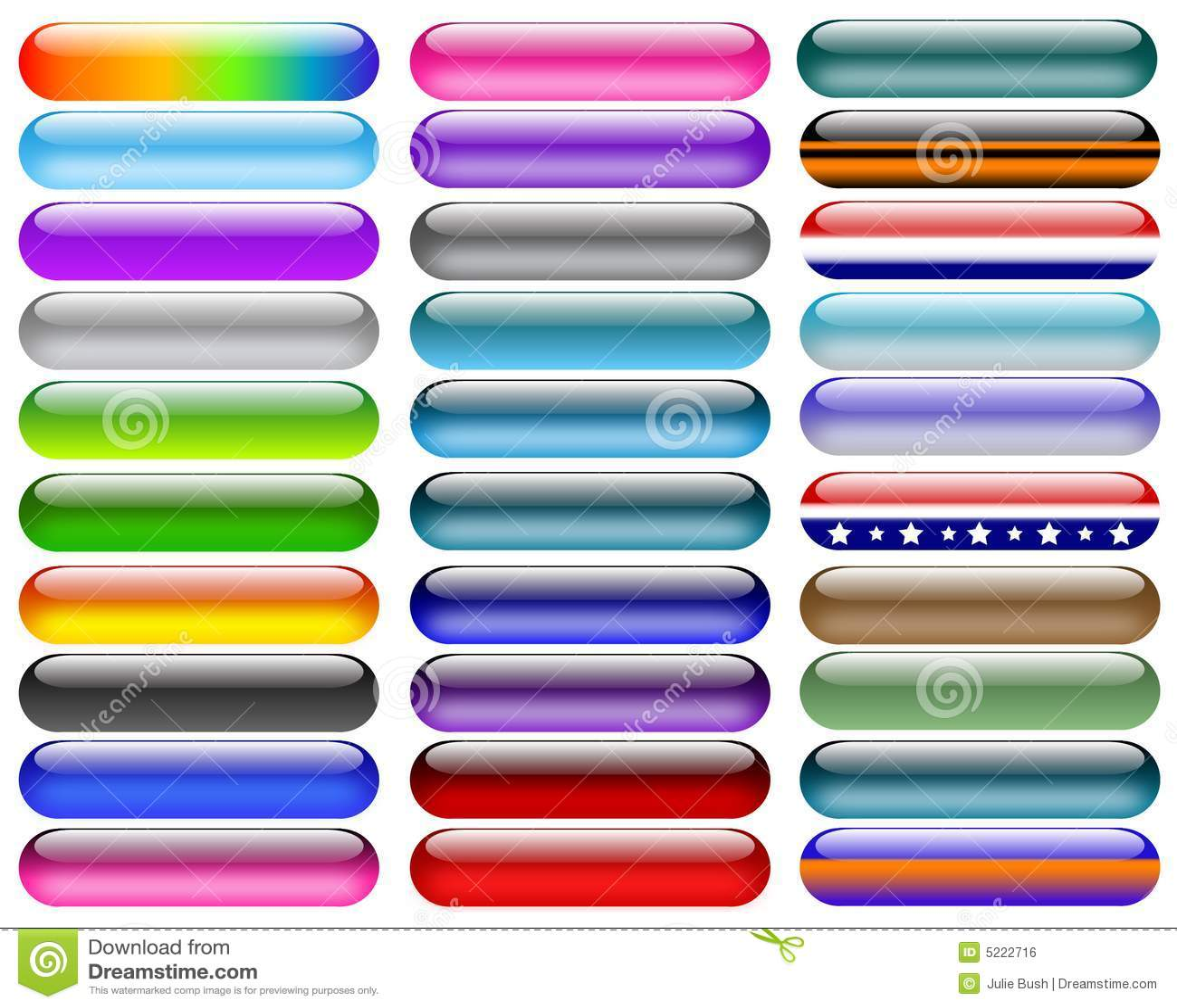 Teclas coloridas