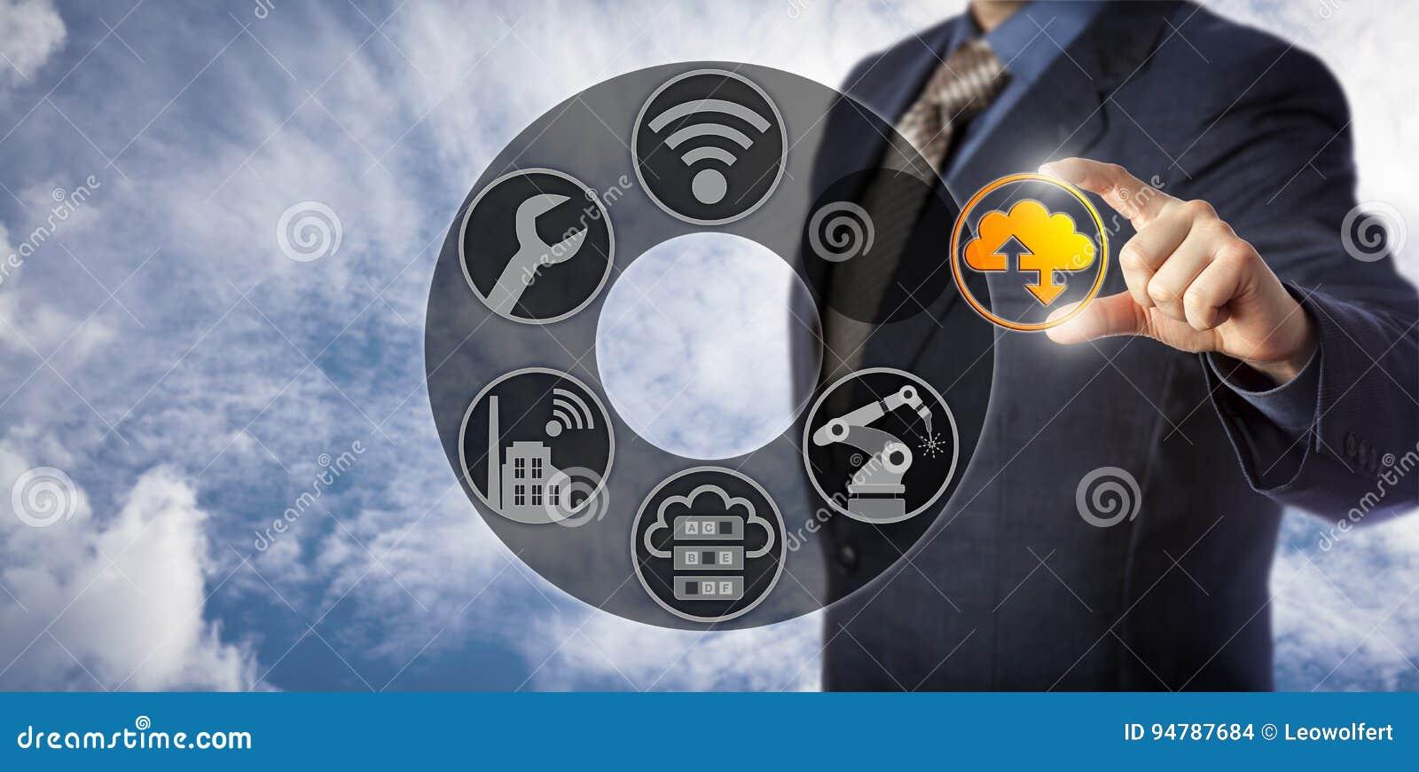 Tecnico di assistenza Enabling Cloud Manufacturing