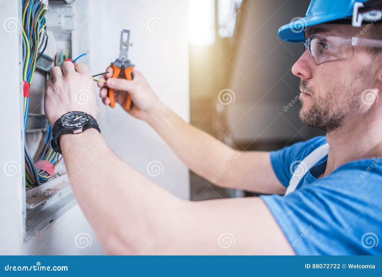 Tecnico elettrico Job