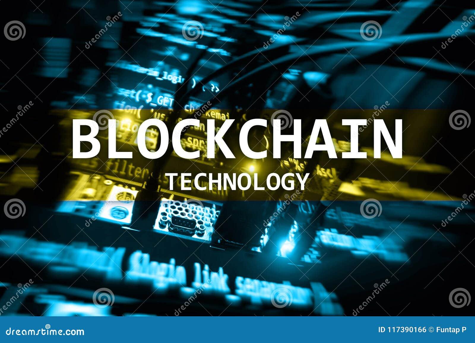 Tecnología de Blockchain, explotación minera del cryptocurrency