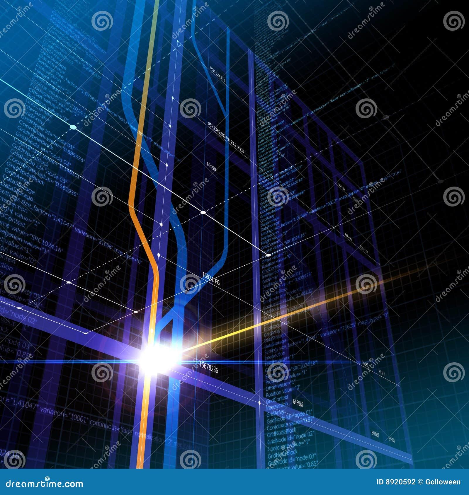 Tecnología de la información/extracto del Cyberspace