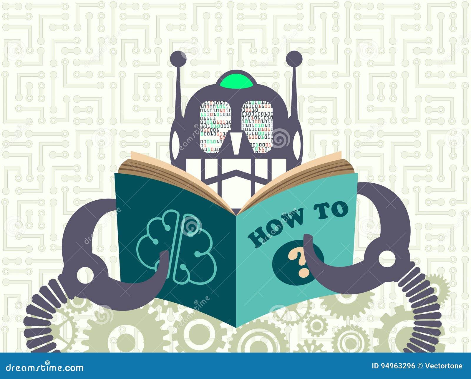 Tecnología de los datos y concepto del aprendizaje de máquina