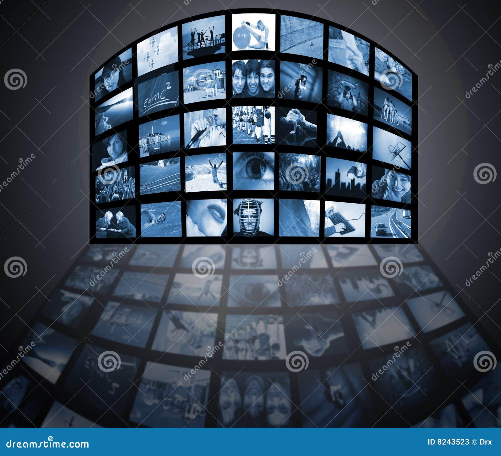 Tecnología de los media de la televisión