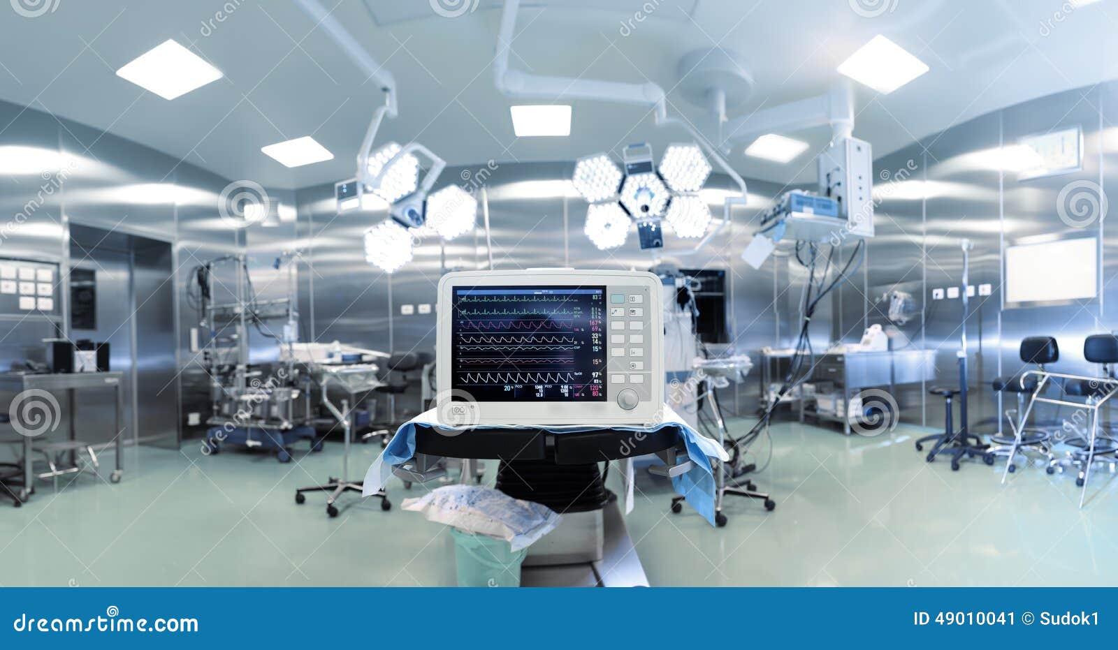Tecnología médica en cirugía