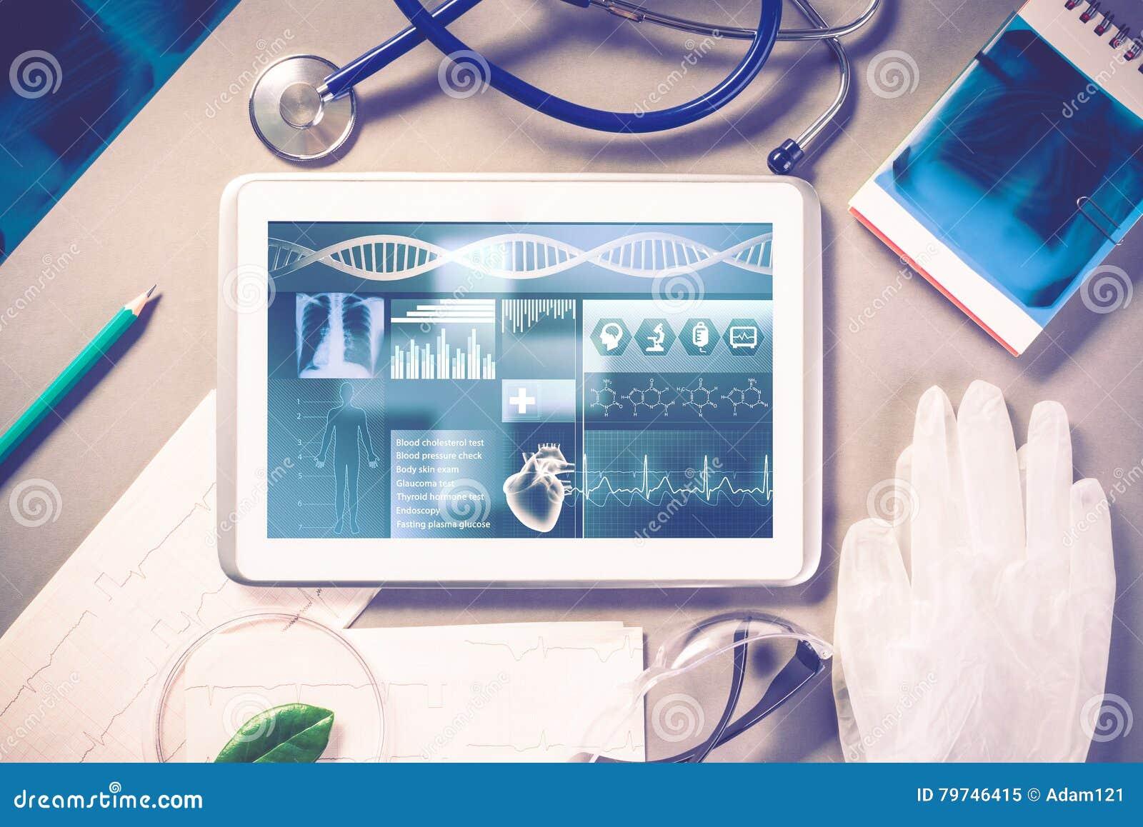 Tecnologías de Digitaces en medicina