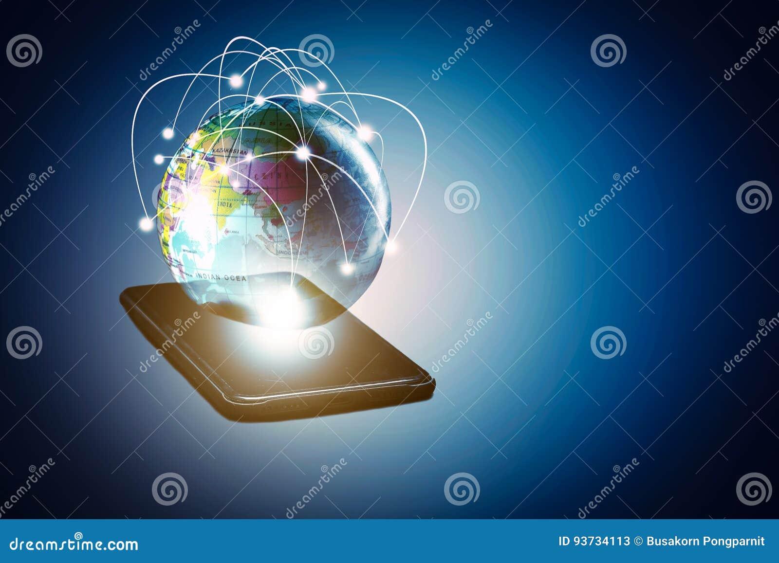 Tecnologías que conectan el mundo de la red del socail, técnicas mixtas