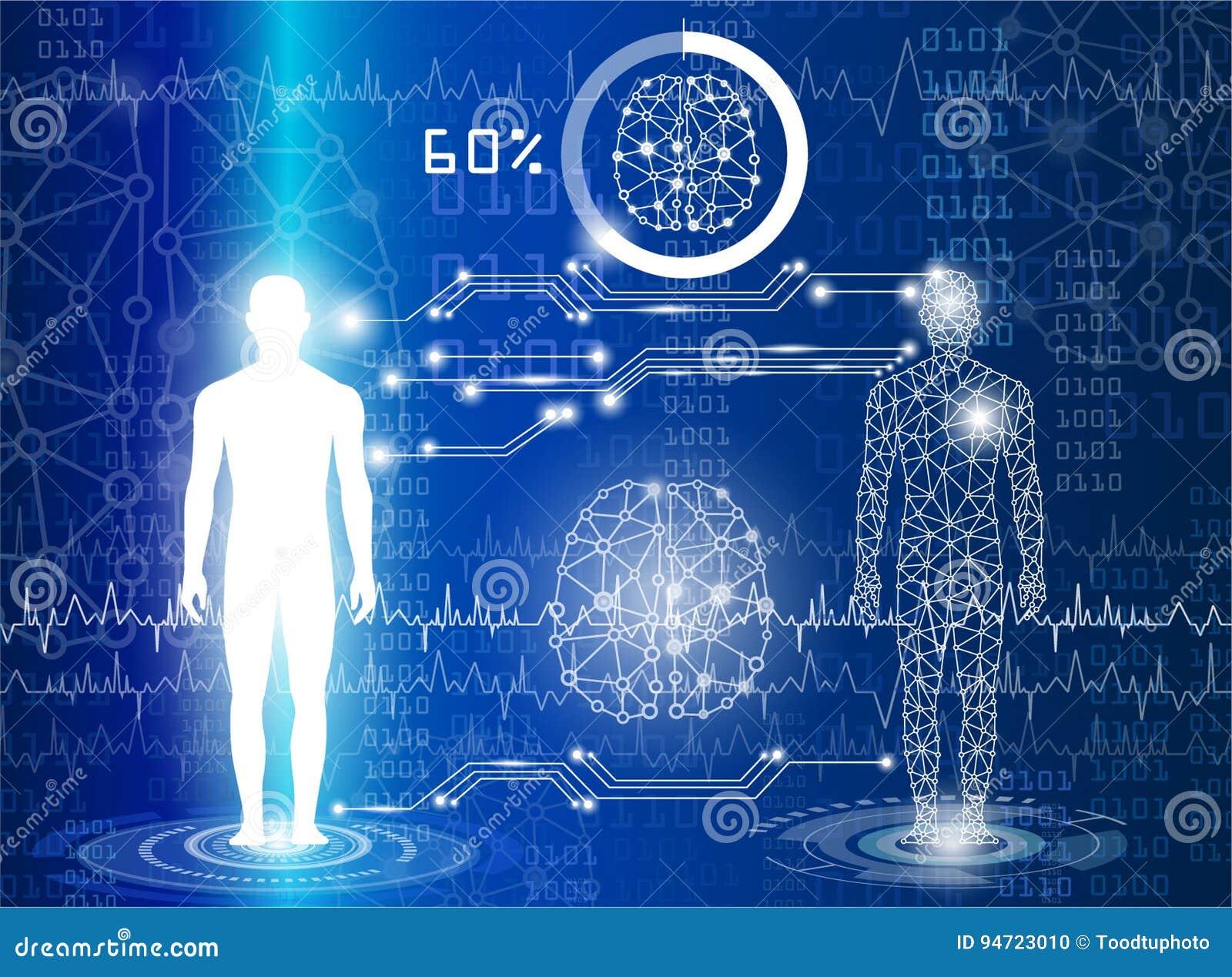 Tecnologia con scienza in futuro