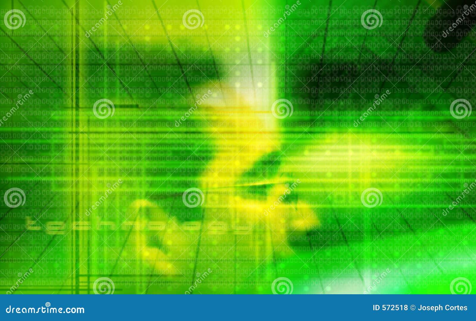 Tecnology in green
