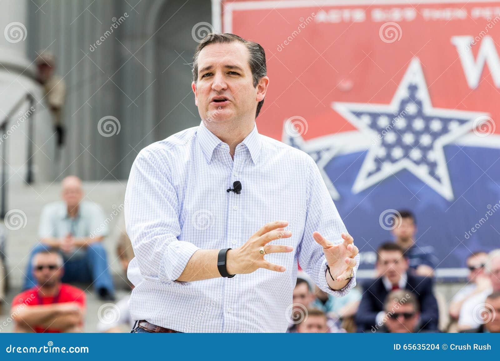 Ted Cruz - pro rassemblement de famille