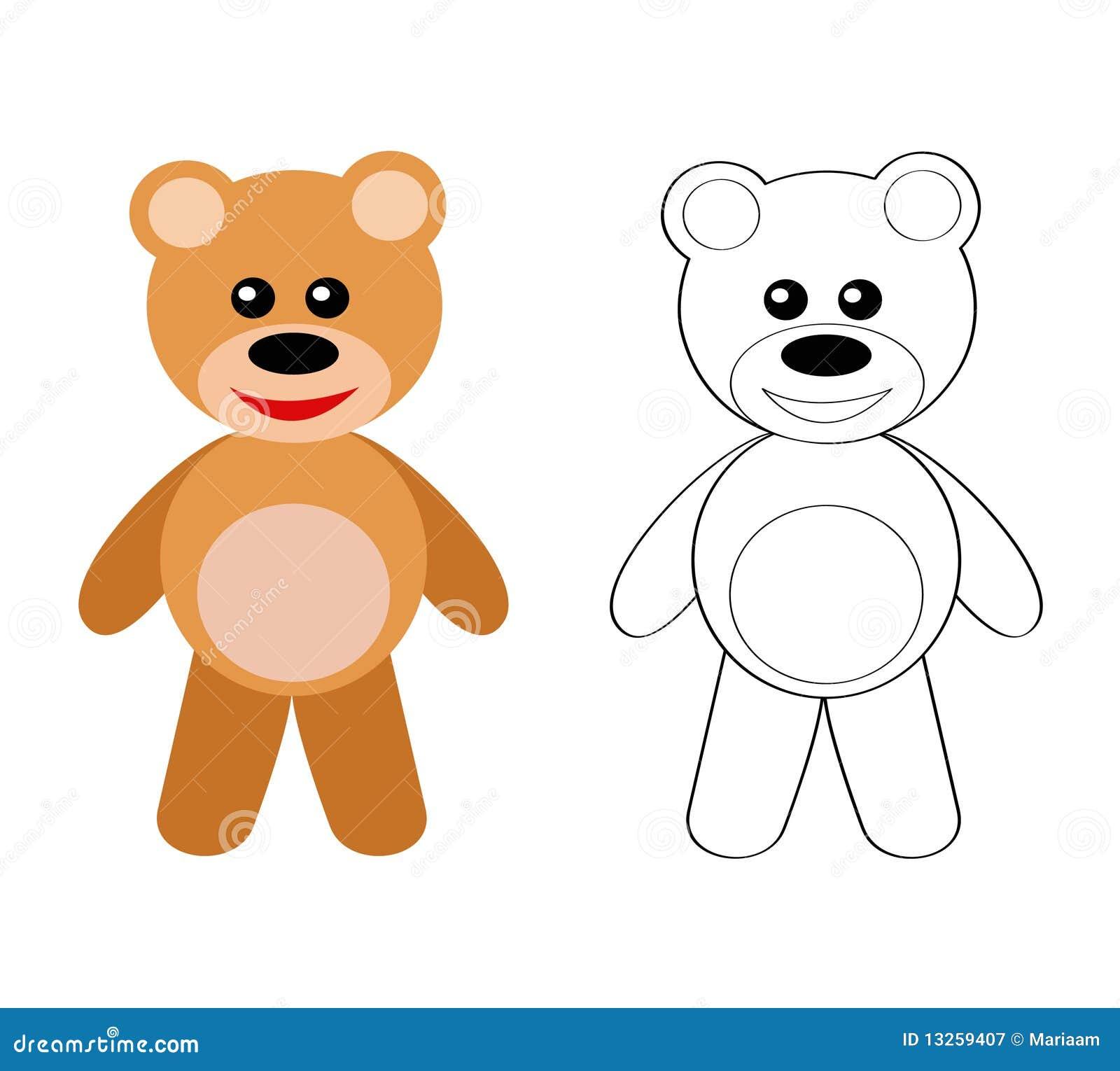 Teddy Bear Royalty Free Stock Photography - Image: 13259407 - photo#39