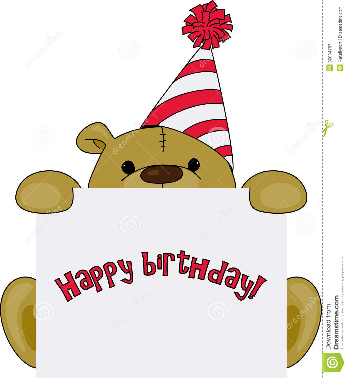 Showing post media for Bear birthday cartoon – Cartoon Birthday Greetings