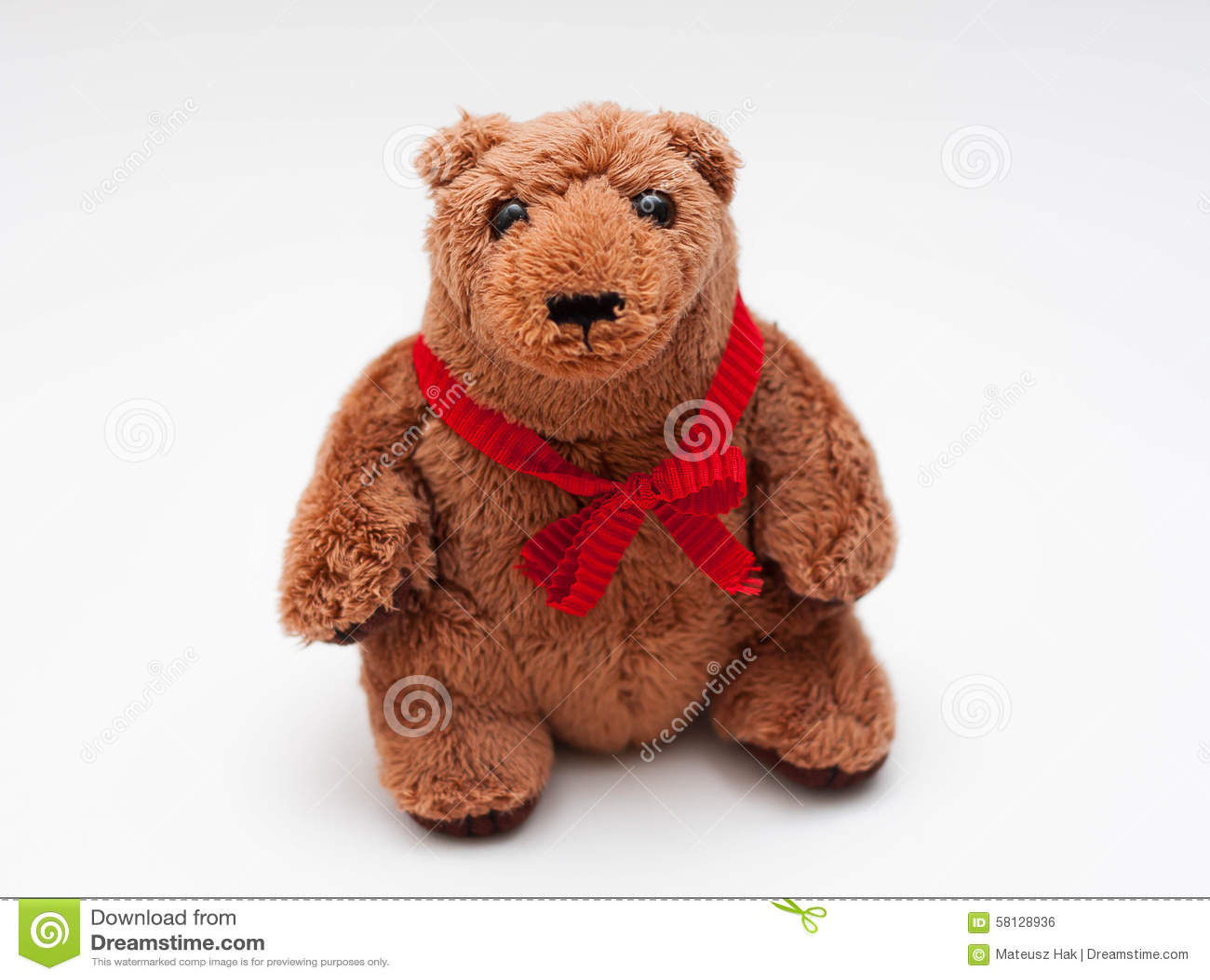 Teddy Bear Stock Photo - Image: 58128936