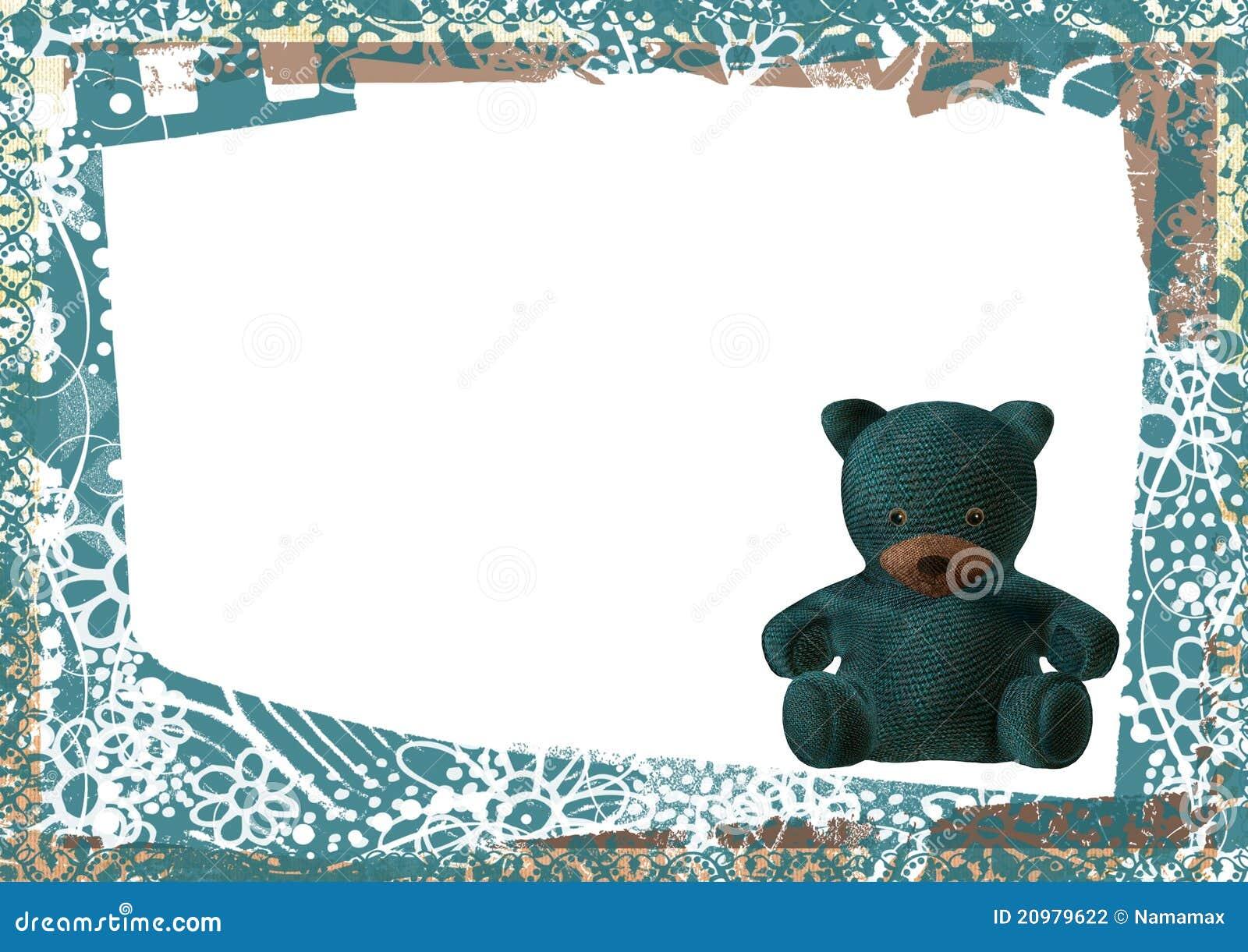 Teddy Bear Frame