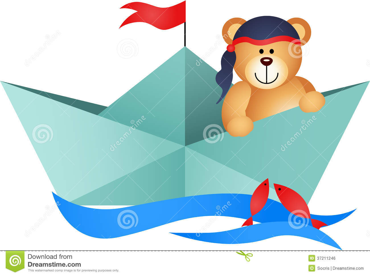 teddy bear pirate in a boat royalty free stock image sailboat clipart black and white free sailboat clip art black & white
