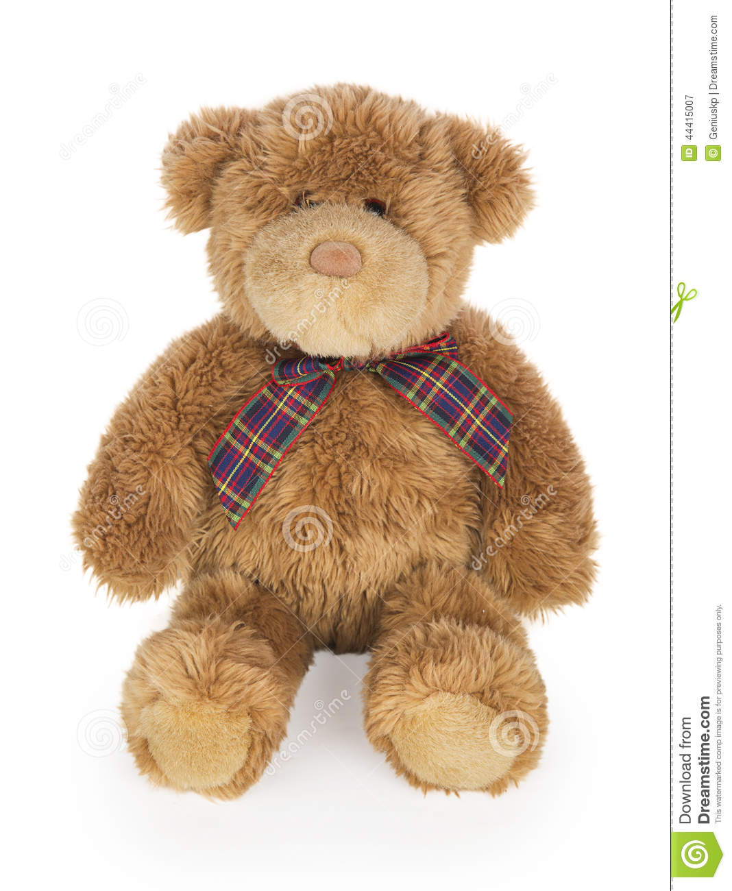 Teddy bear toy