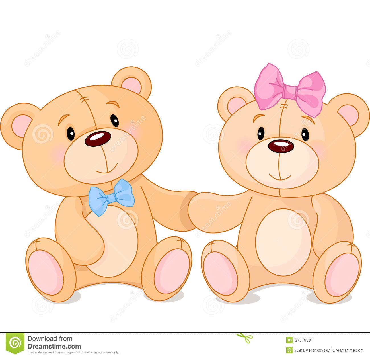 Draw Cute Teddy Bear Step by Step Drawing Lessons
