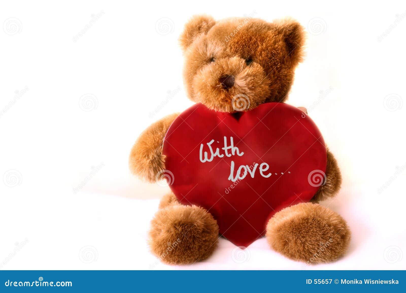 Teddybear - coração