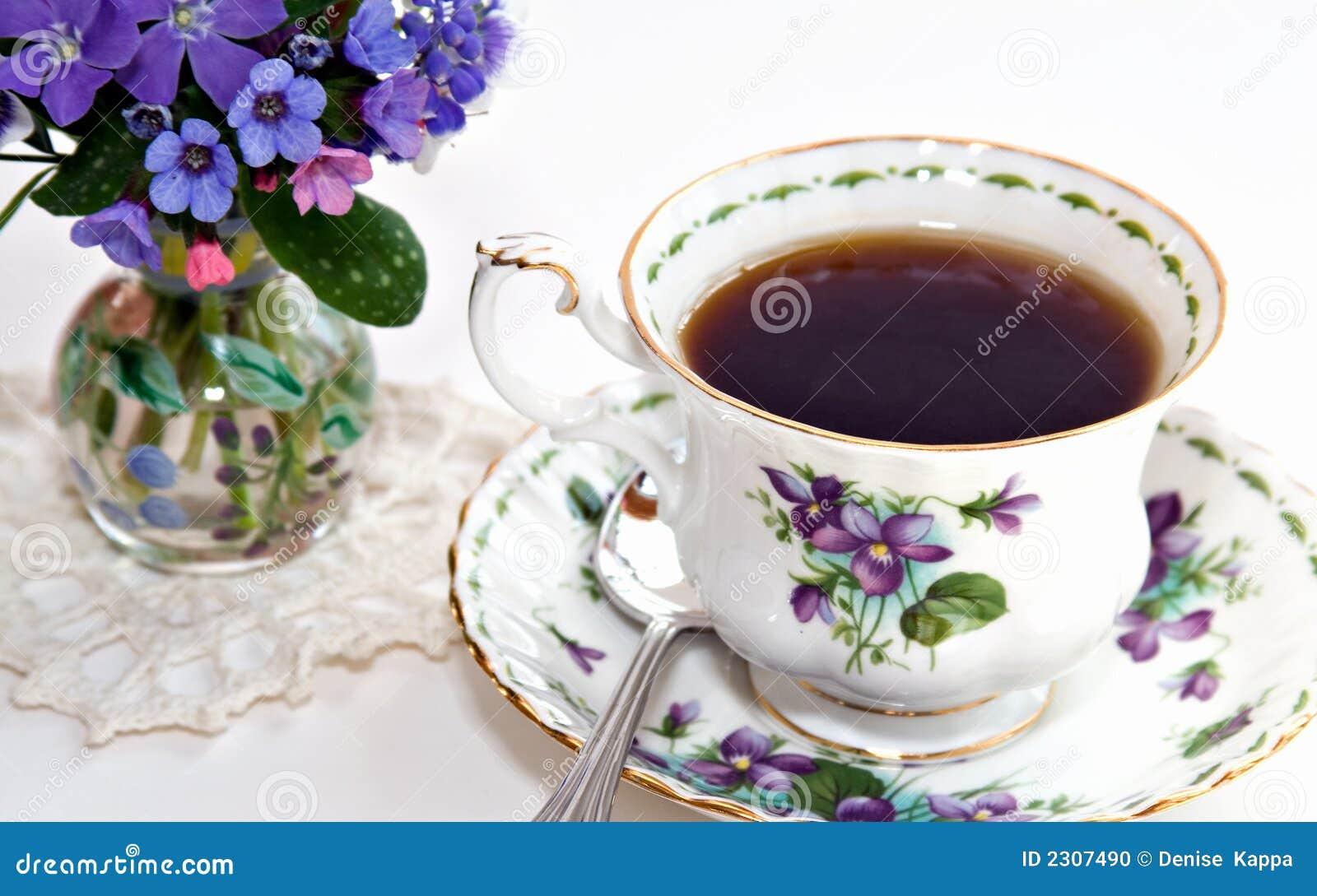 Tee-Zeit