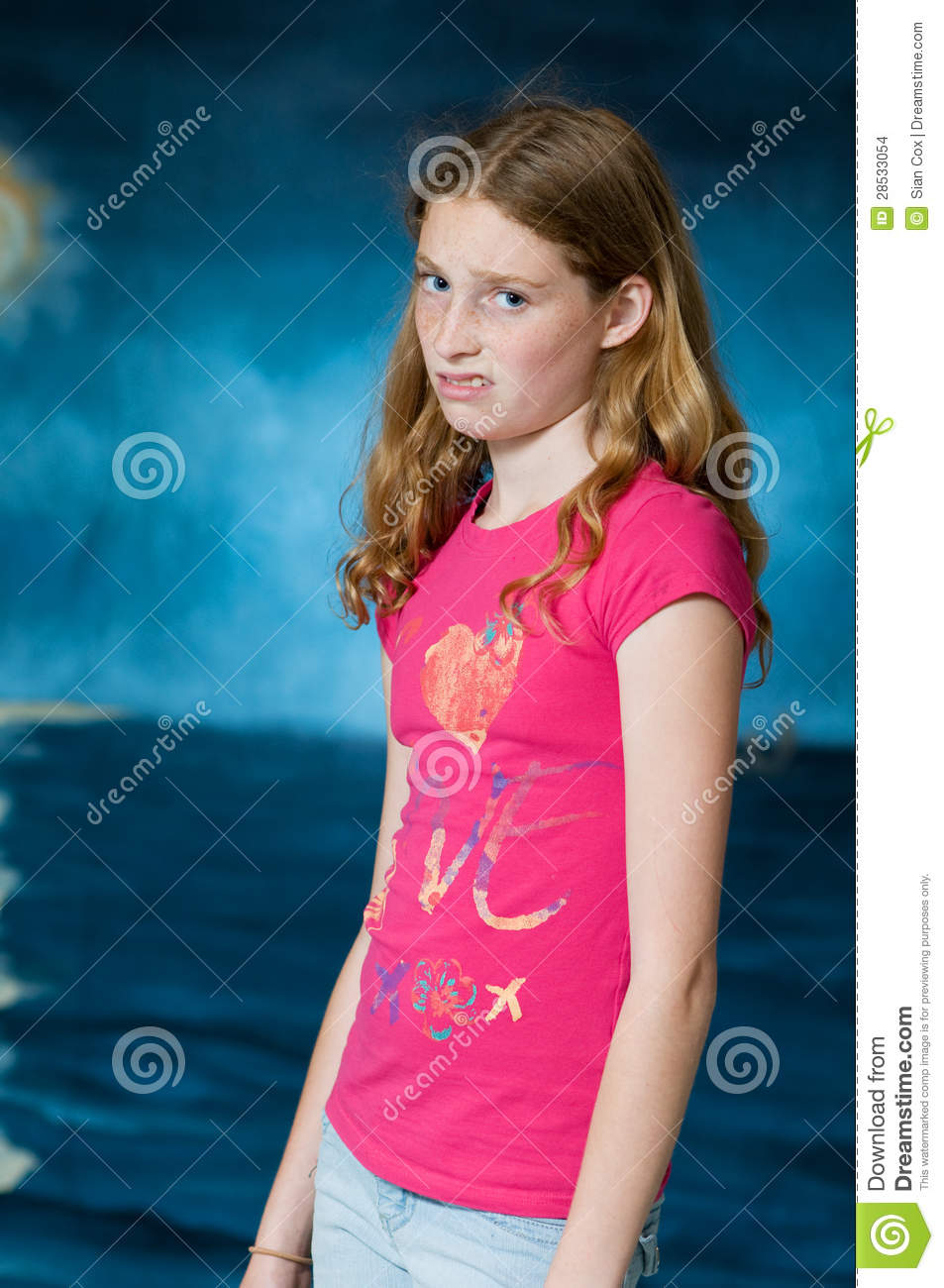 Teen Attitude Stock Images - Image: 28533054
