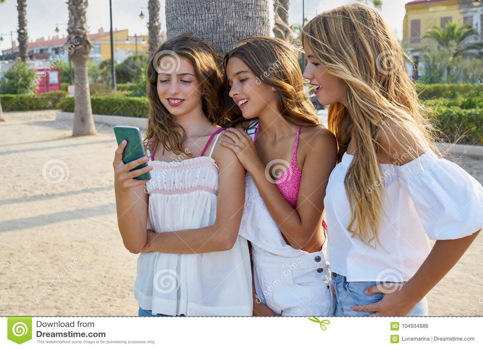 Teen Black Girls Fingering