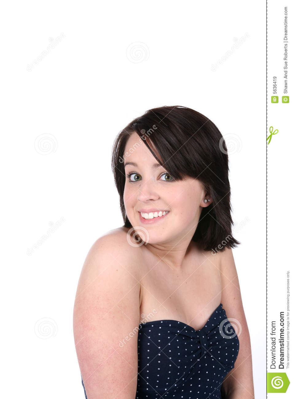 Topless plus size models