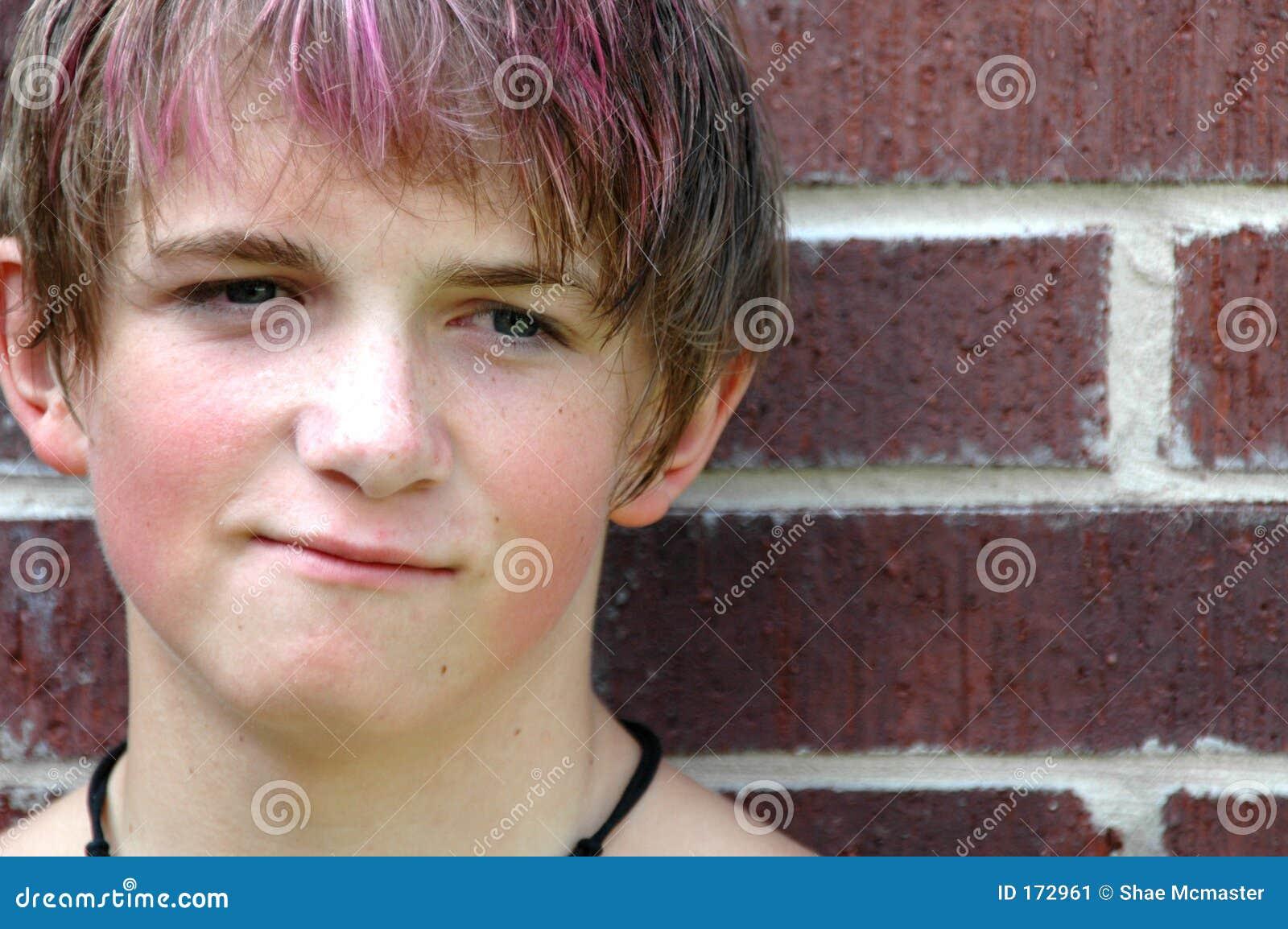 teenboy Teen Boy Stock Image