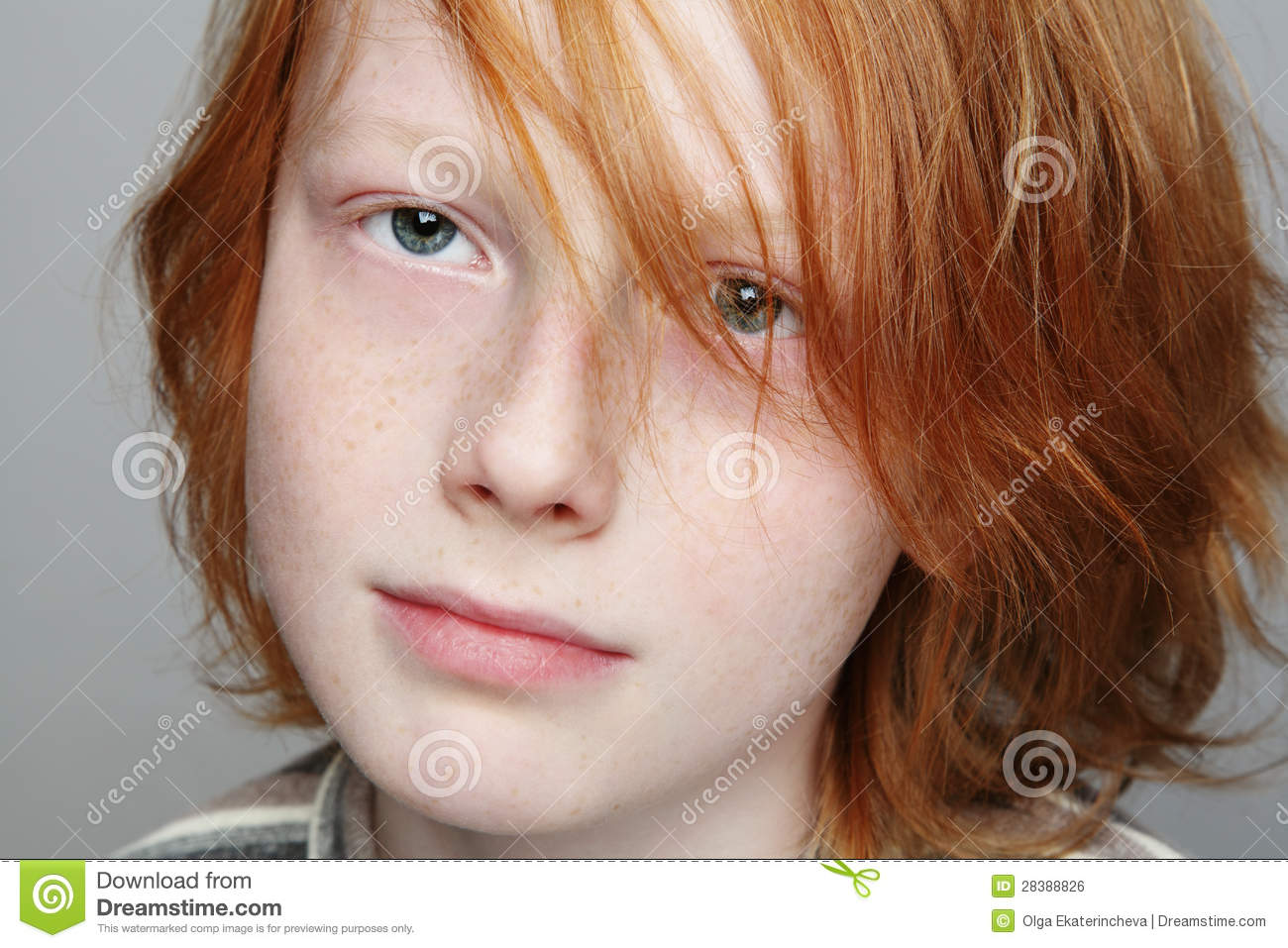 Teen Boy Stock Photo Image Of Teen Look Young Problems