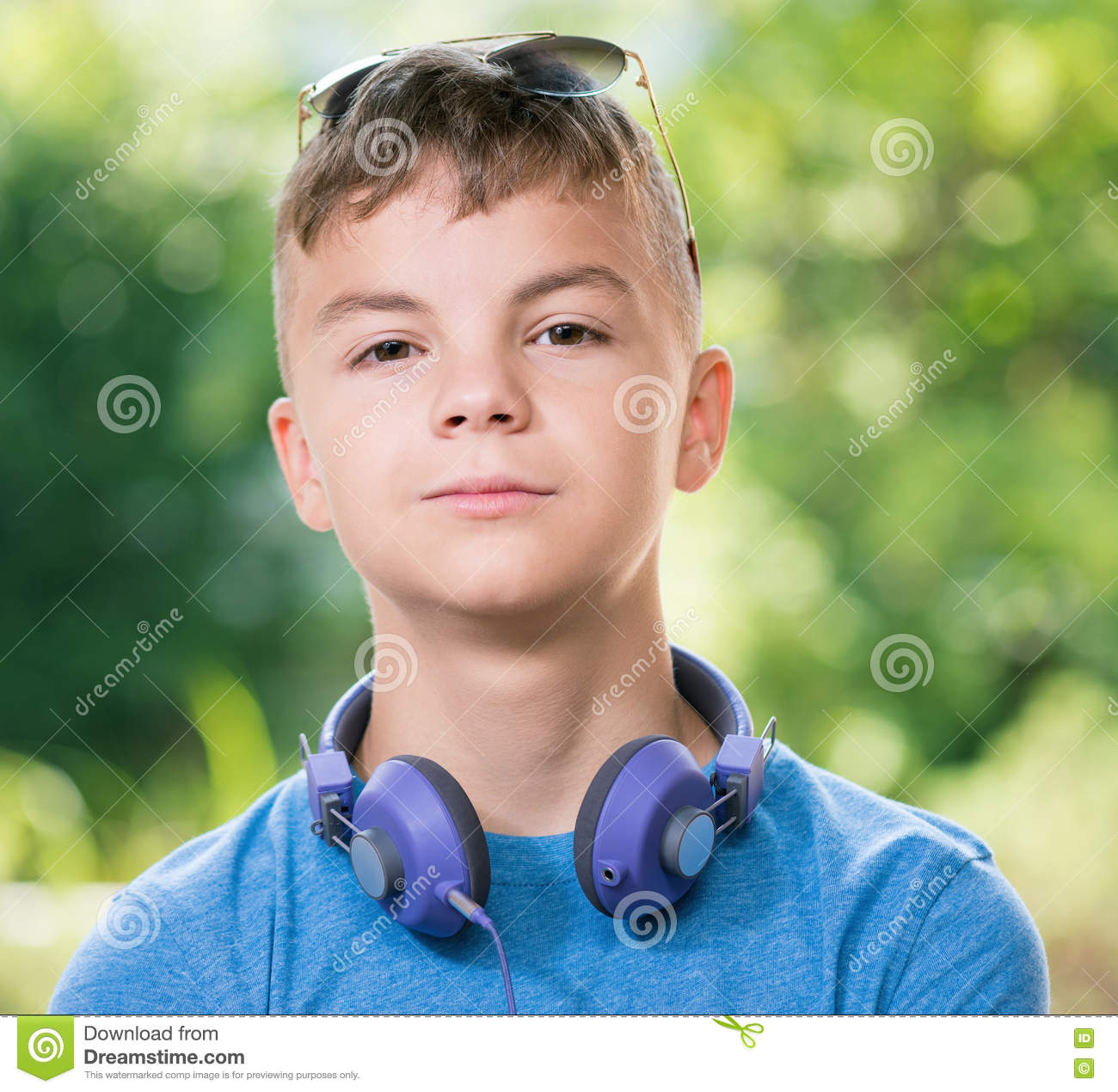 7d8f668ef59d Portrait of a teen boy 12-14 year old with sunglasses. More similar stock  images