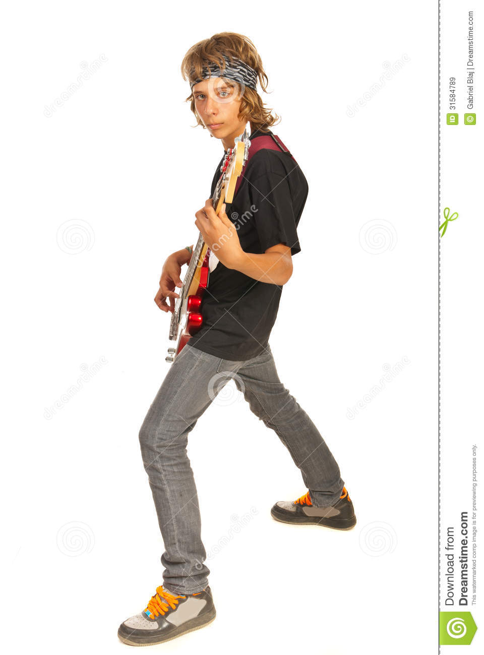 teen boy rocker with bass guitar royalty free stock images bass guitar clip art free bass guitar clipart black and white