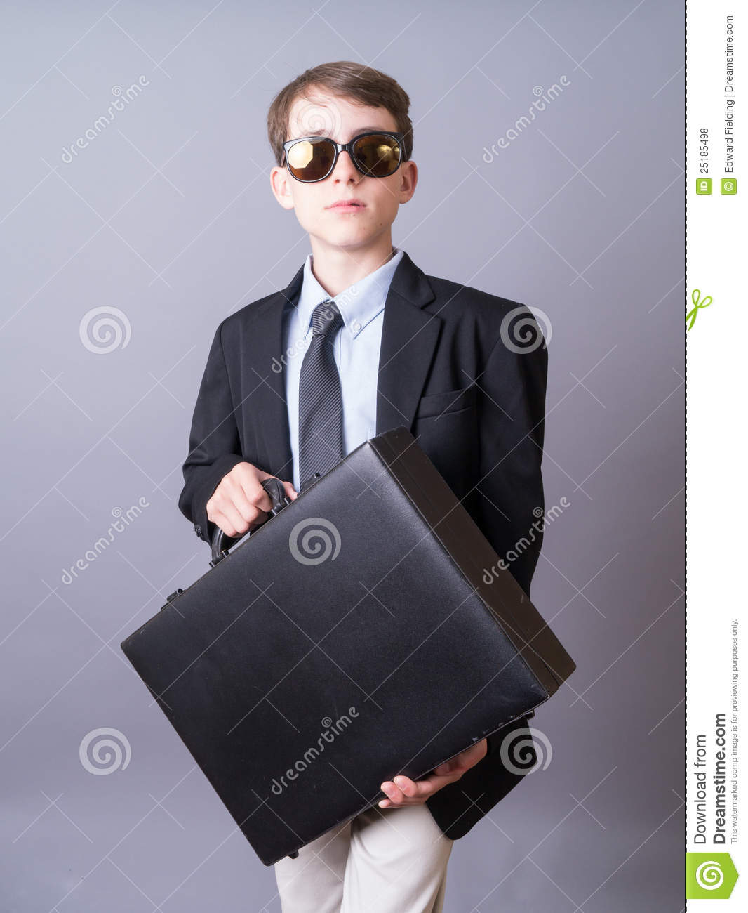 teen business man briefcase royalty stock photos image teen business man briefcase