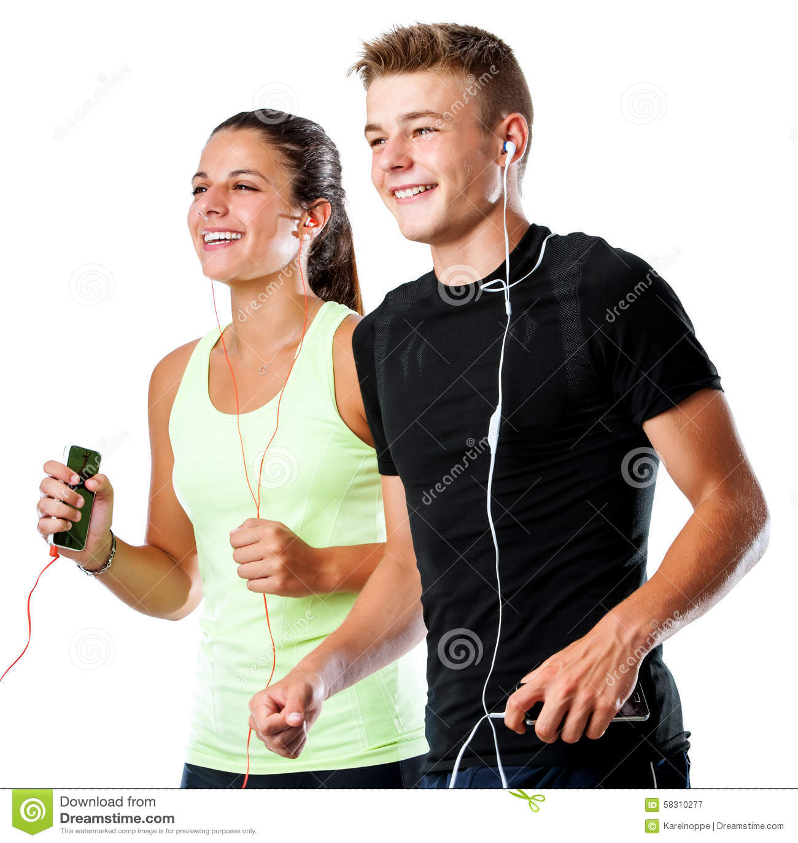 Teens Throat Workout