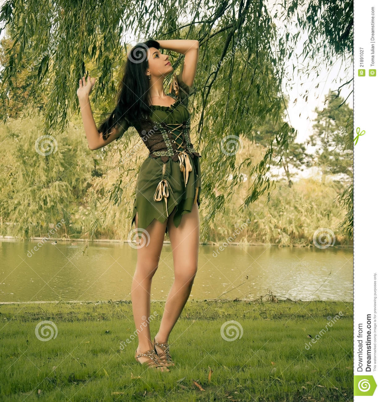 teen enjoying nature stock image image of nature girl