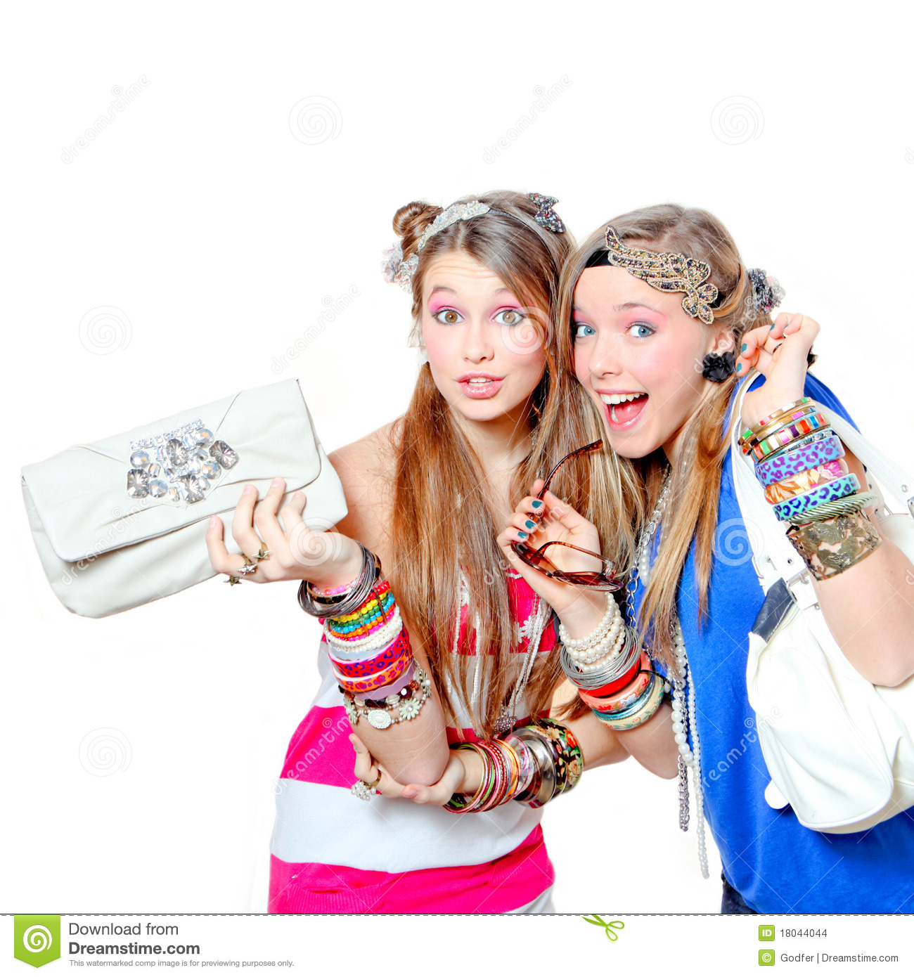 Teen fashion accessories. Teen Fashion Accessories Stock Images   Image  18044044
