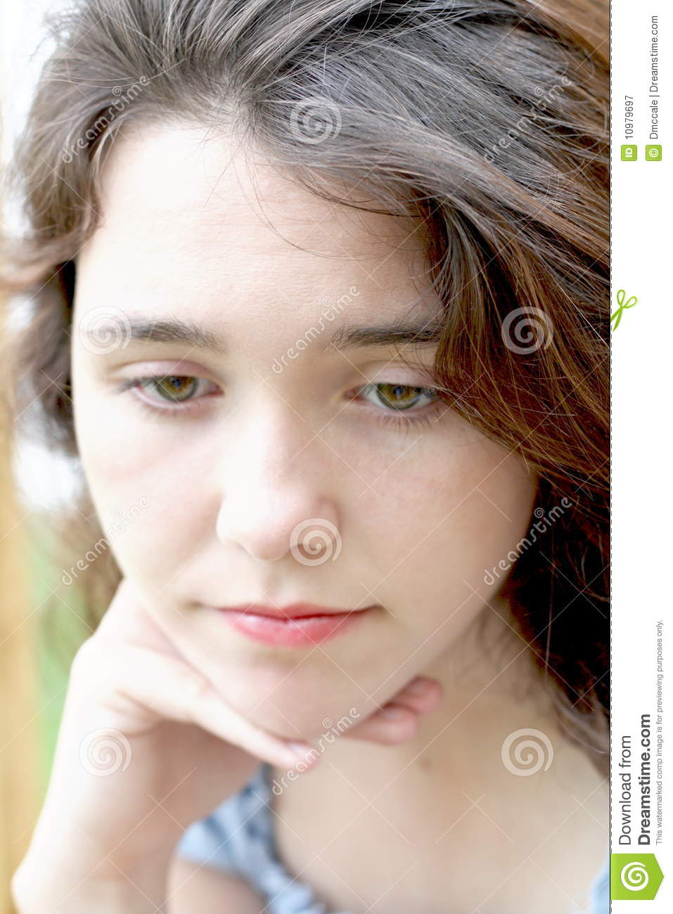 Teen Girl Royalty Free Stock Photography - Image 10979697-6070