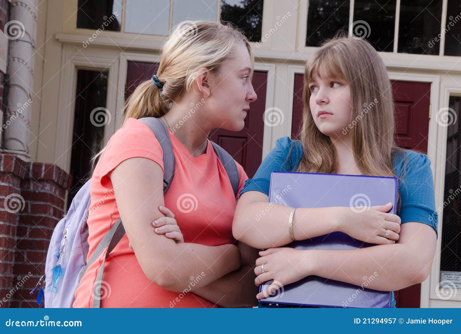 Teen Girl Bully