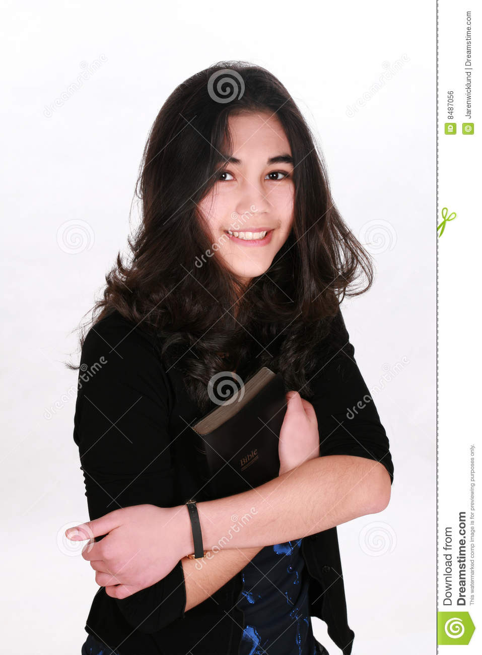 15089b6a8 Teen Girl Holding Bible Stock Images - Download 67 Royalty Free Photos