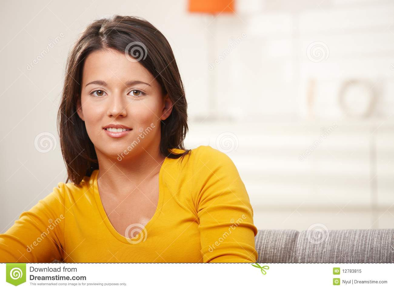 Teen girl at home royalty free stock photo image 12783815 for Teen home pic