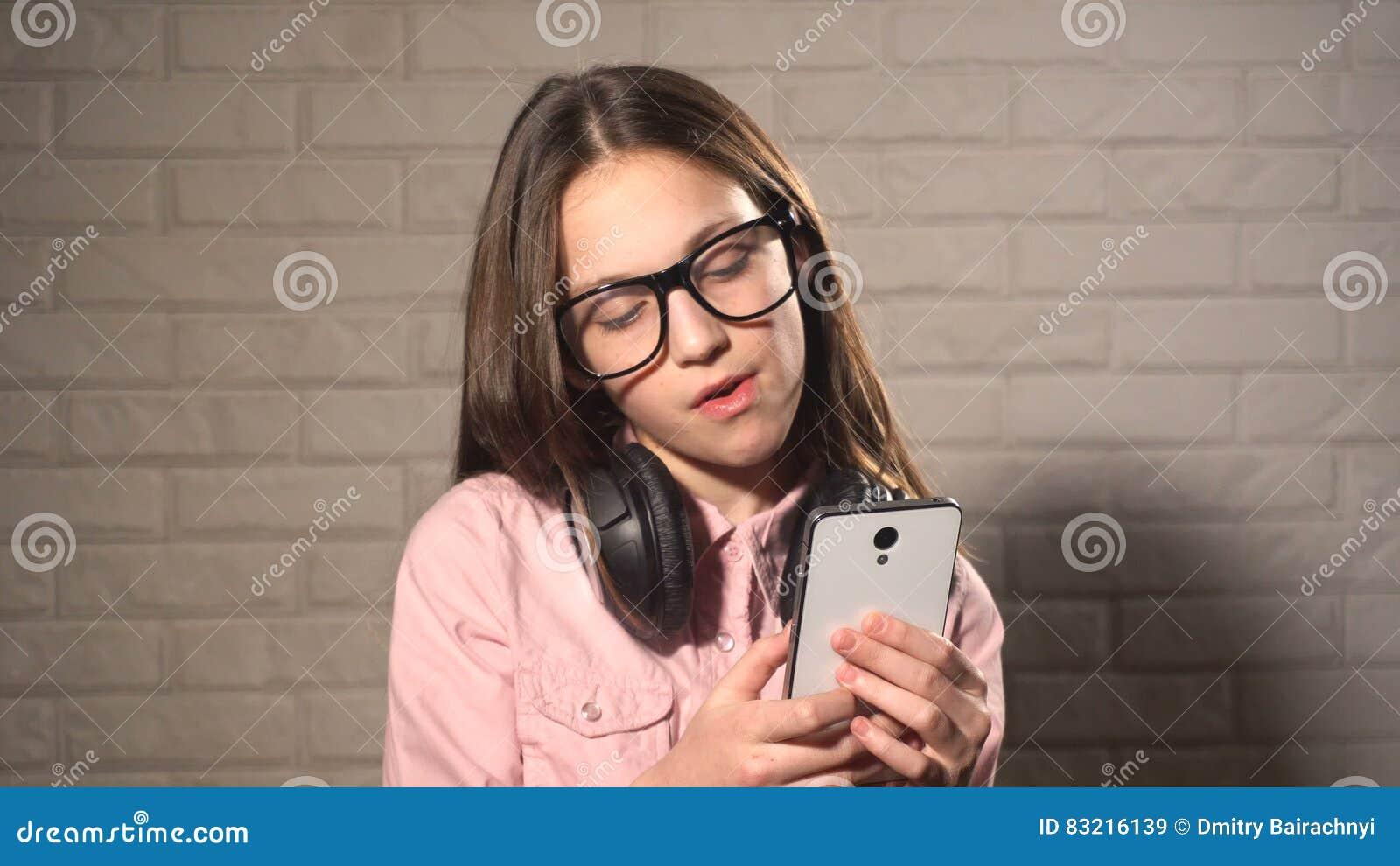 Teen girl messages
