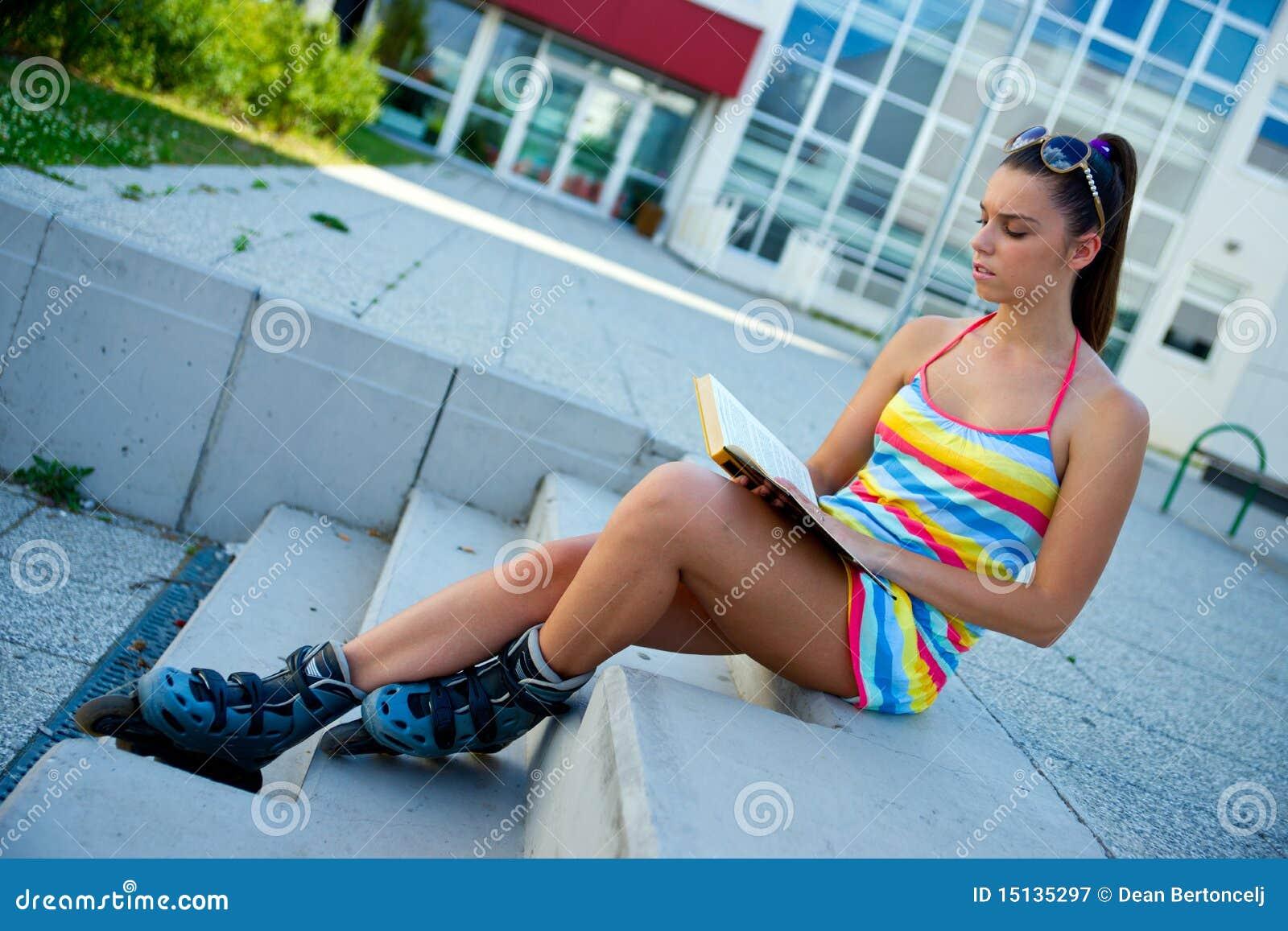 Roller skates book -