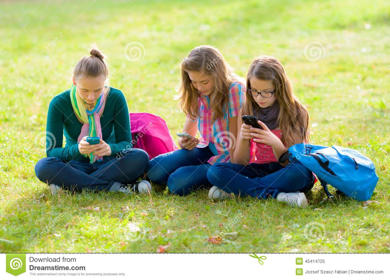 Mobile teen chat