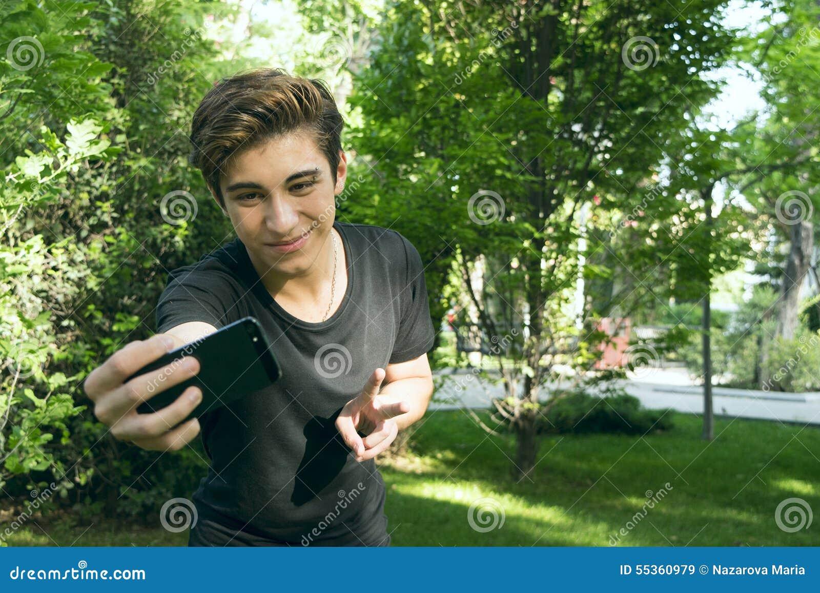 Teen Guy Stock Photo - Image: 55360979
