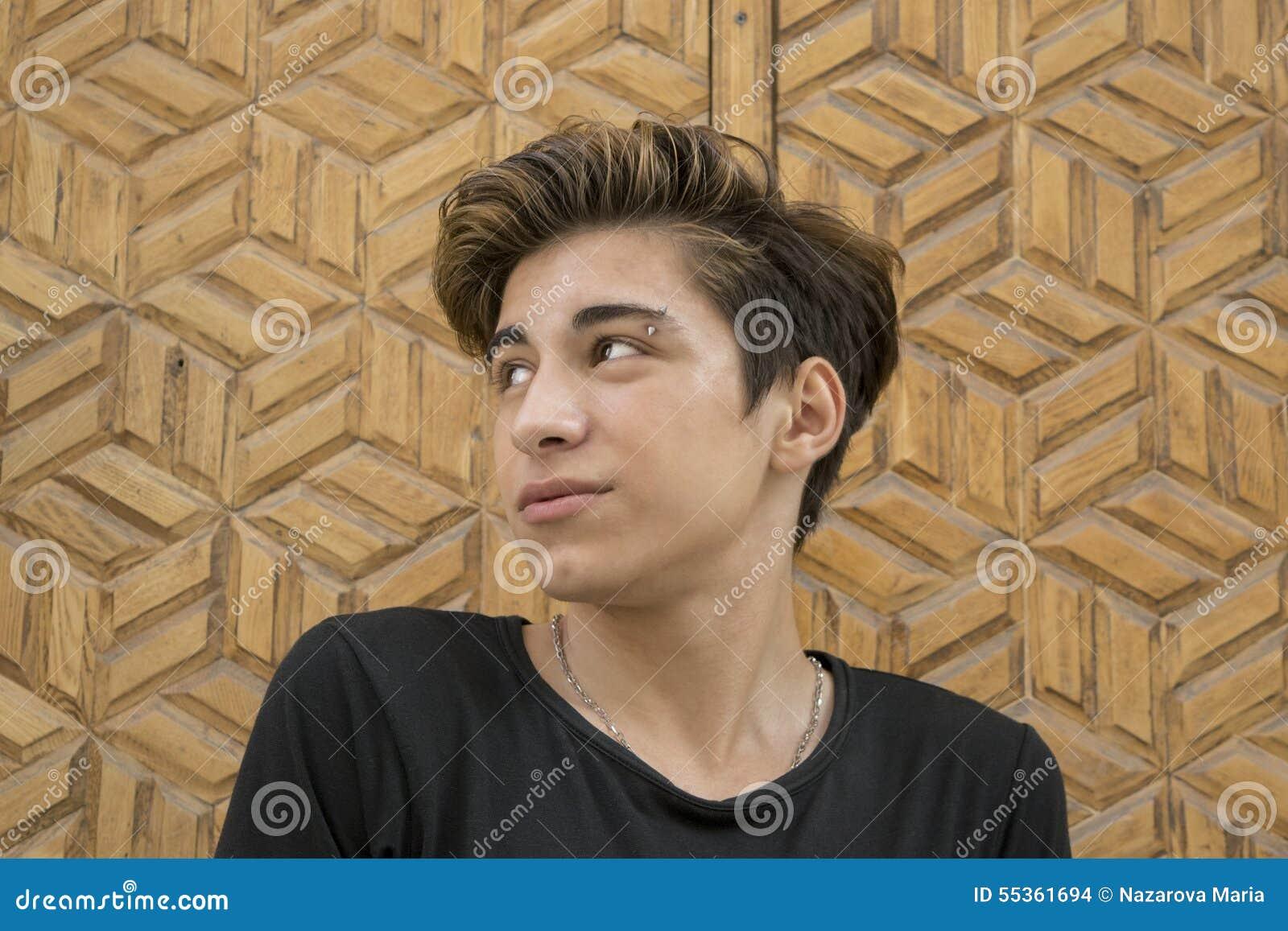 Teen Guy Stock Photo - Image: 55361694