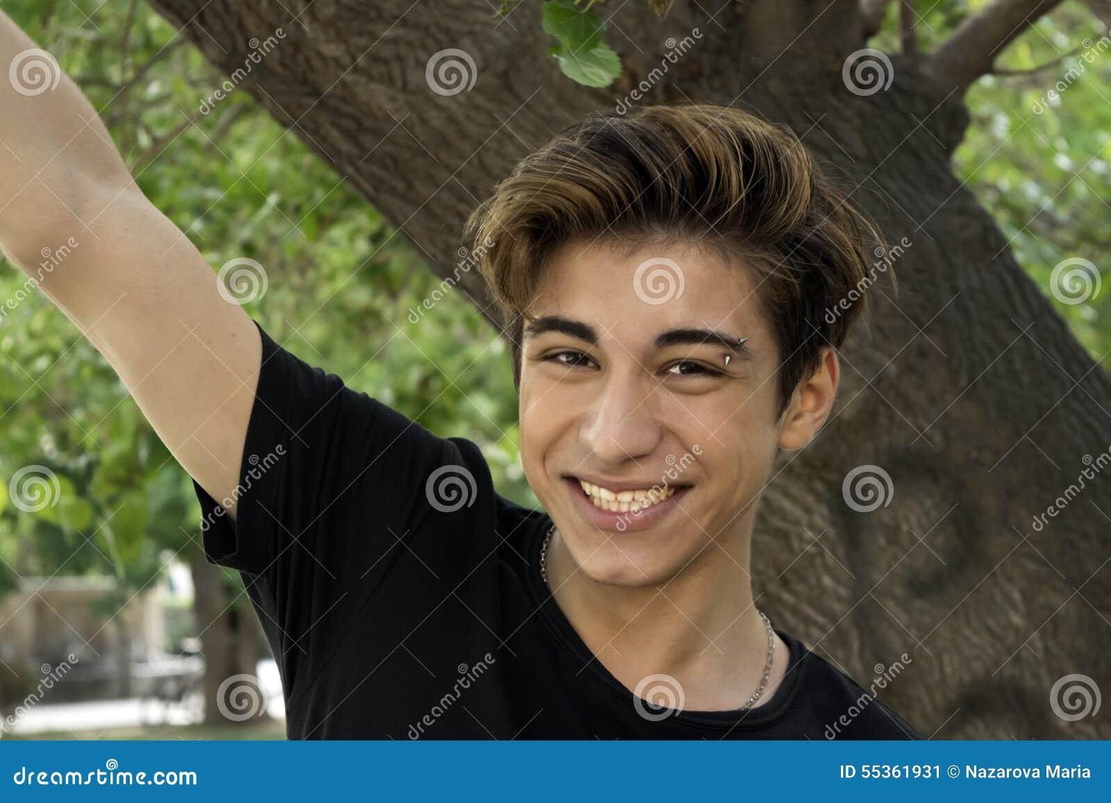 Teen Guy Stock Photo - Image: 55360970